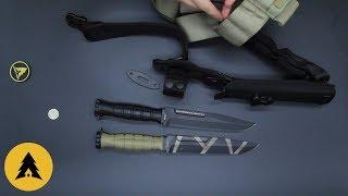 видео Купить нож Extrema Ratio MK 2.1 Black в интернет-магазине Myhunt.ru по низкой цене.