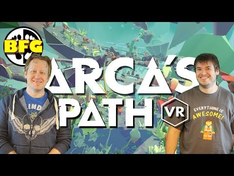 Arcas Path VR Review
