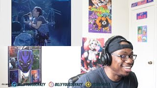 Iron Maiden - Ghost of the Navigator (Rock in Rio) REACTION! I THINK I FOLLOW THE GHOST