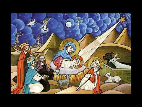 видео: Рождение Христа - Станислав Бартенев
