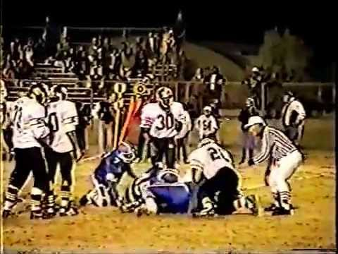 1994 Trona Football Highlights