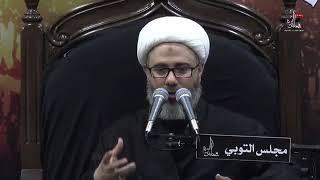 الشيخ مصطفى الموسى-  قداسة الحسينيات من قداسة الإمام الحسين عليه السلام