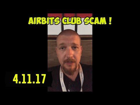Airbits club скам и пирамида! Не нужно сюда вкладывать свои деньги!