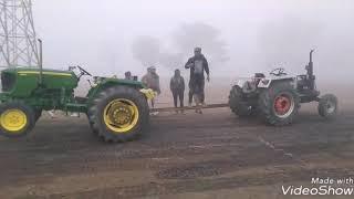 John Deere 5310 vs Eicher 557 Amazing Tractor Tochan