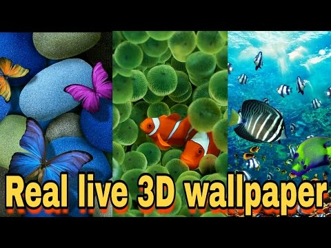 Download live 3d holographic wallpaper for android 2017 - 3d hologram wallpaper ...