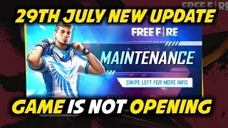 Free Fire Live Game is Not Opening New Update - Garena Free Fire 2020 - Free Fire Live Telugu