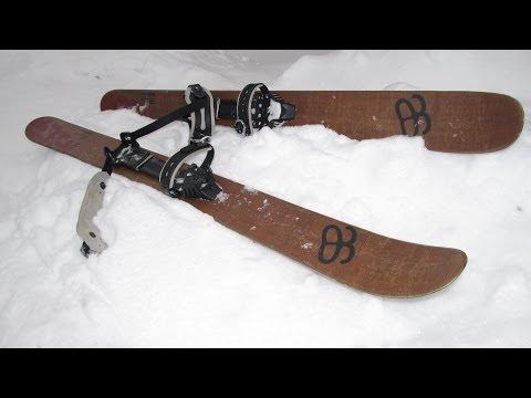 Hok Ski-snowshoe Review