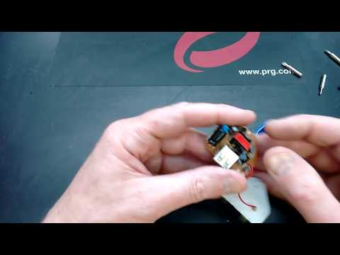 """A look inside a """"lost"""" USB charger.  Is it a deathtrap?"""