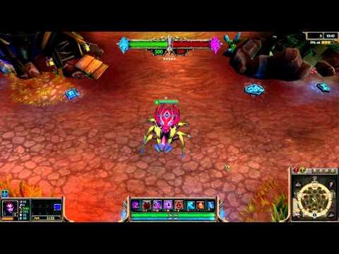 Blood Moon Elise League of Legends Skin Spotlight