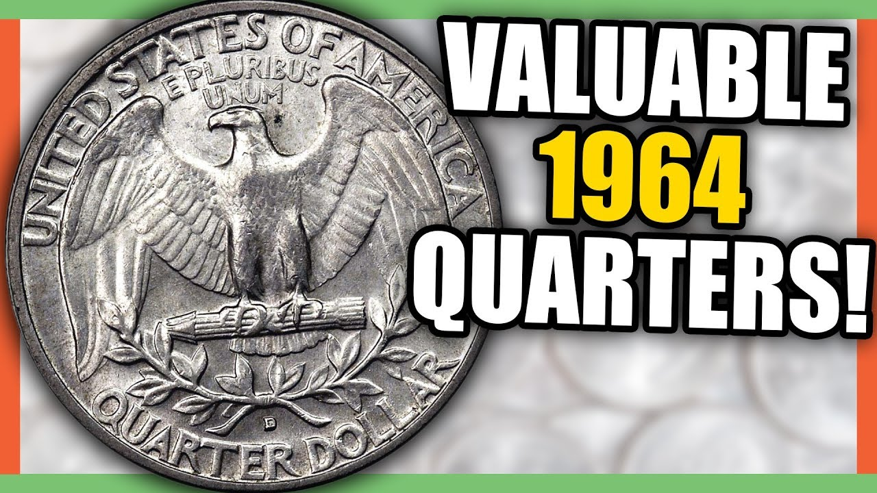THESE 1964 SILVER QUARTERS ARE WORTH MONEY!!