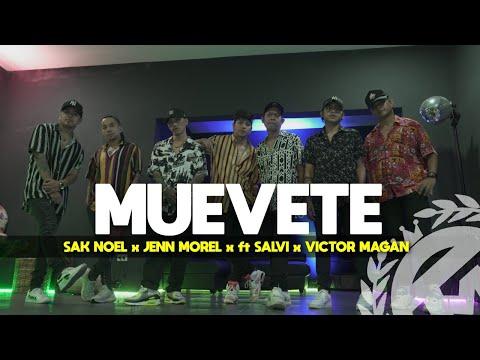 MUEVETE by Sak