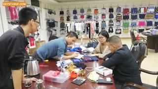 Mens underwear order meeting
