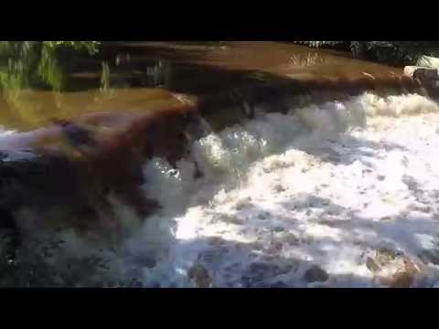 River Esk Salmon And Sea Trout - Salmon Leap 2