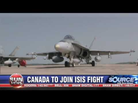Canada's combat mission against ISIS