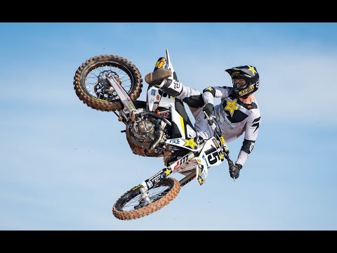 Rockstar Husqvarna ready for 2018 SX