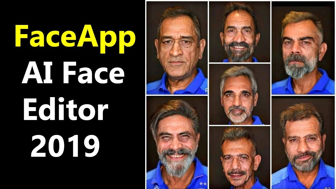 How to Make Someone older using Faceapp | Old Age photo editor | FaceApp Pro Editor 2019