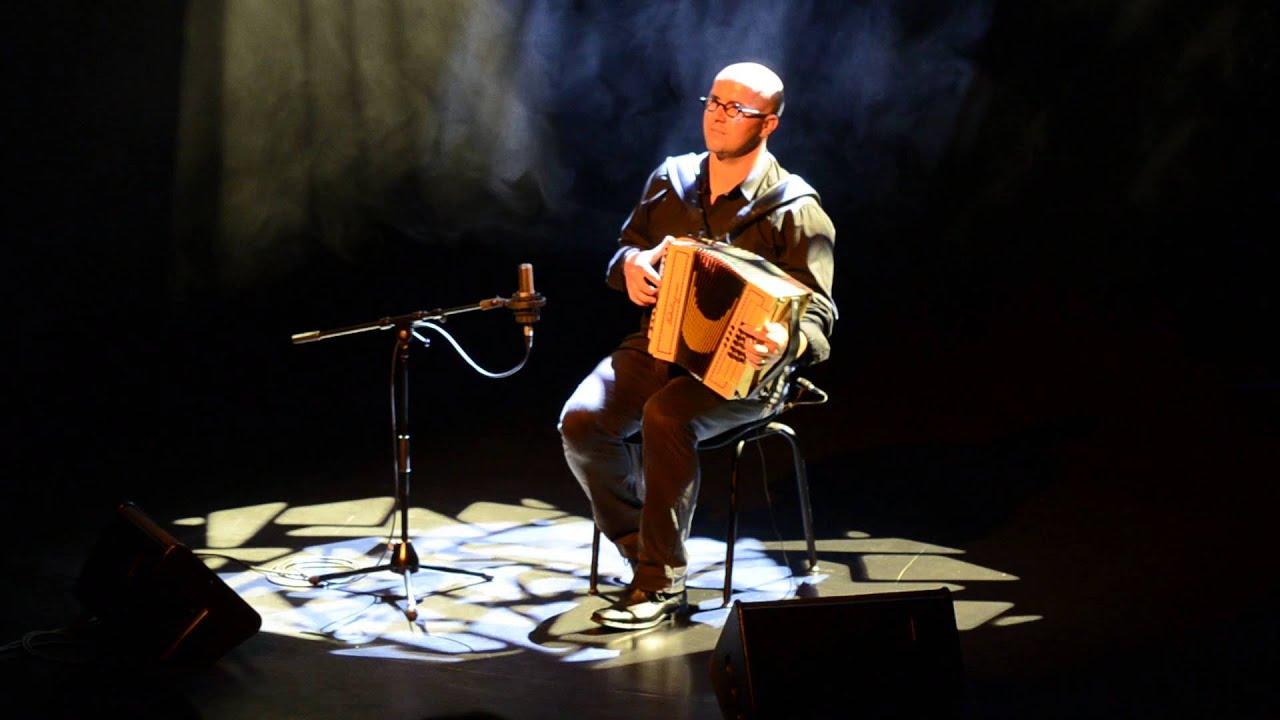 Erwann Tobie en concert solo
