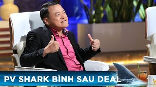 Lý Do Gì Khiến Shark Bình Xuống Tiền Đầu Tư Vào Perfect | Shark Tank Việt Nam Tập 8 | Mùa 3