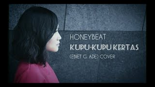 Gambar cover HoneybeaT - Kupu-Kupu Kertas (Ebiet G. Ade) Cover