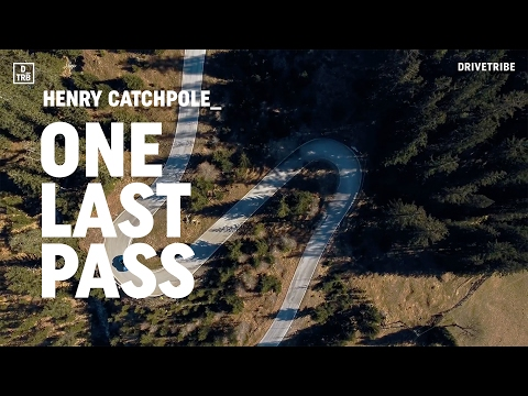 GREATEST ROADS | One last pass in the Audi R8 Spyder