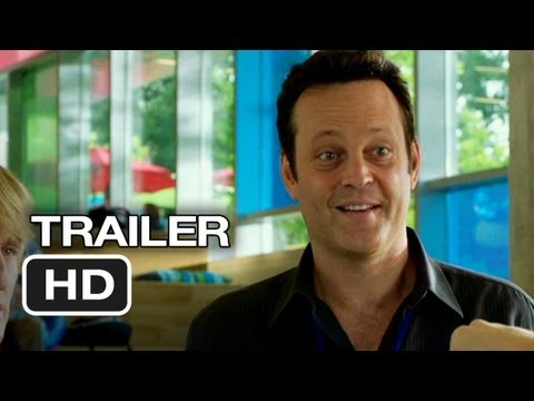The Internship Official Trailer #2 (2013) - Vince Vaughn, Ow
