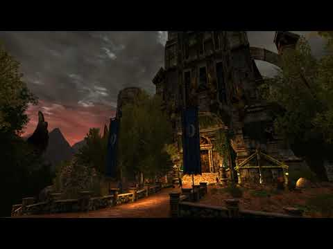 LOTRO Unreleased Soundtrack - Watch Against The Night