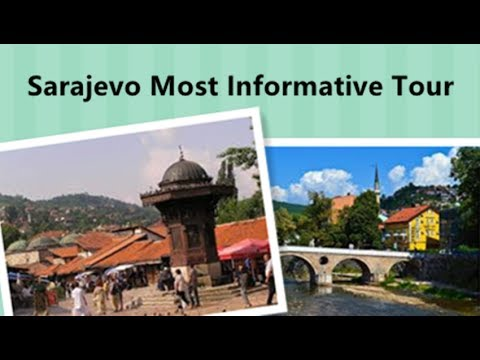 Sarajevo Most Informative Talk Tour 1, Visit Bosnia