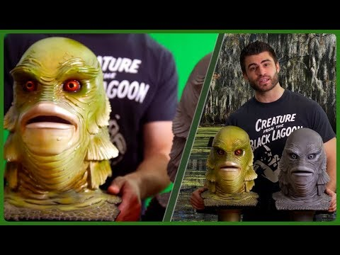 Creature Features: Dylan Ezzie's Creature From The Black Lagoon Collection