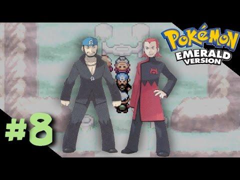 Pokemon Emerald: Episode 8 - Mt. Pyre, Team Magma & Aqua Hideouts