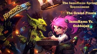 The JamsHams Spring Hearthstone Tournament - Grand Finale!