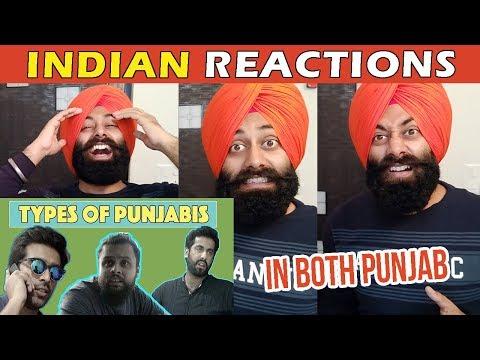 Types of Punjabis in Pakistan - Mangobaaz | Punjabi REEL #180