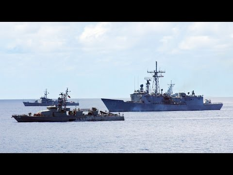 Challenges to maritime security in southeast asia