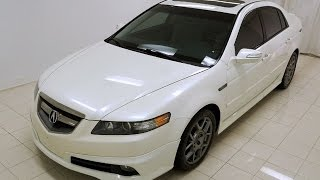 2007 Acura TL Type S 3.5 V6 286HP Sedan