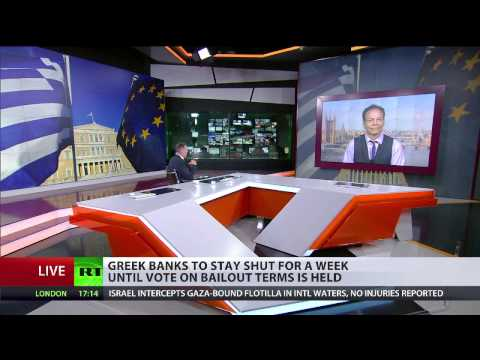 Max Keiser interview with RT International