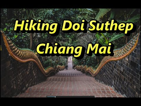 Hiking Doi Suthep in Chiang Mai