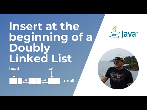 How To Insert Node At The Beginning Of A Doubly Linked List In Java ?