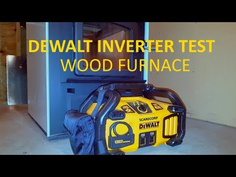 DEWALT 2800A/1000W Power Station [CAN IT POWER UP A WOOD ...
