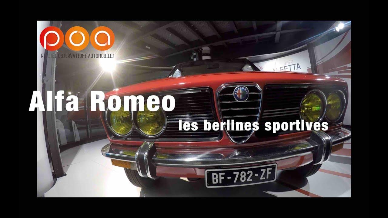 Exposition : Les Berlines Sportives De 1950 à