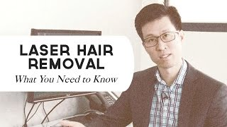 Laser hair removal - detailed explanation Thumbnail