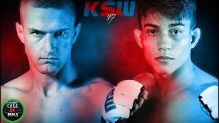 KSW 47 - Marcin Wrzosek vs Daniel Torres