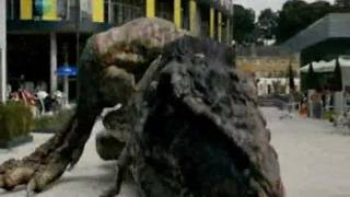 Primeval 5 series creatures - The Curse