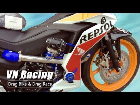 Honda Winner 150 độ Turbo đầu tiên Thế Giới (RS 150 modified Turbo)