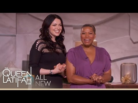 Laura Prepon, Beverly Johnson and Odessa Performs on The Queen Latifah Show