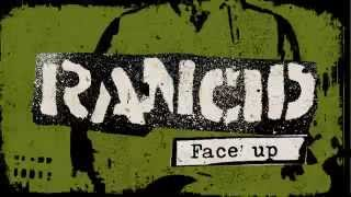 Watch Rancid Face Up video