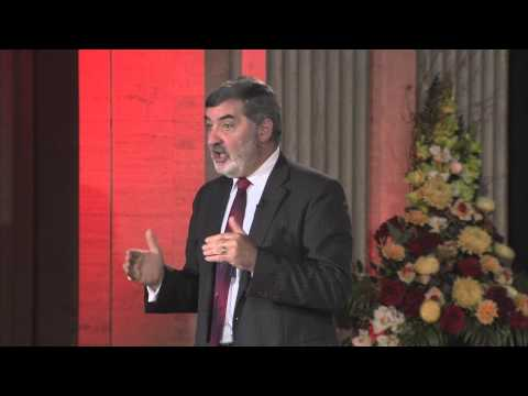 Sacred Values and Deadly Violence | Lord Alderdice | TEDxStormont