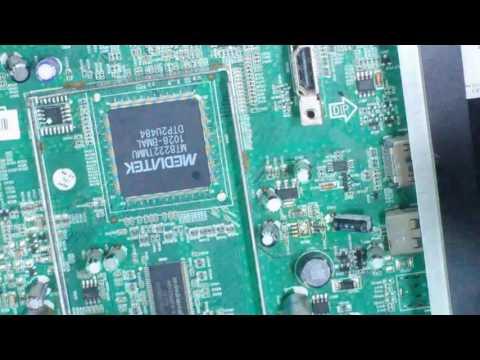 видео: ремонт телевизора philips 32pfl3605/60 не включается