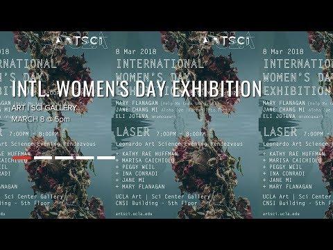 INTERNATIONAL WOMEN'S DAY LASER
