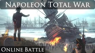 Napoleon Total War Online Battle Ottomans vs Austria