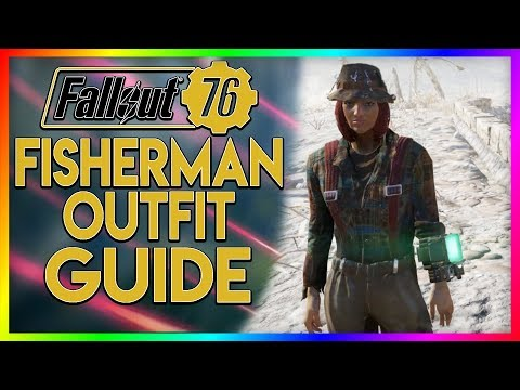 FALLOUT 76 Rare Armor Guide – Fisherman's Outfit