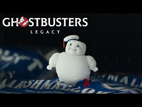 """Ghostbusters: Legacy - Clip """"Mini Pufts"""""""